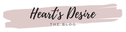 Heart's Desire The Blog