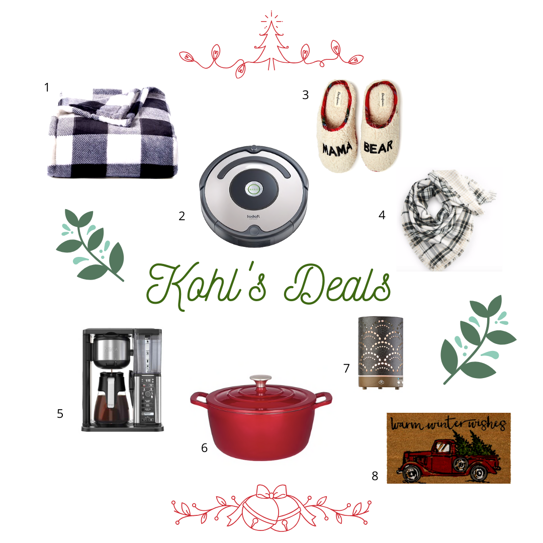 Red and Green Illustrated Retail Holiday Sale Instagram Post-2